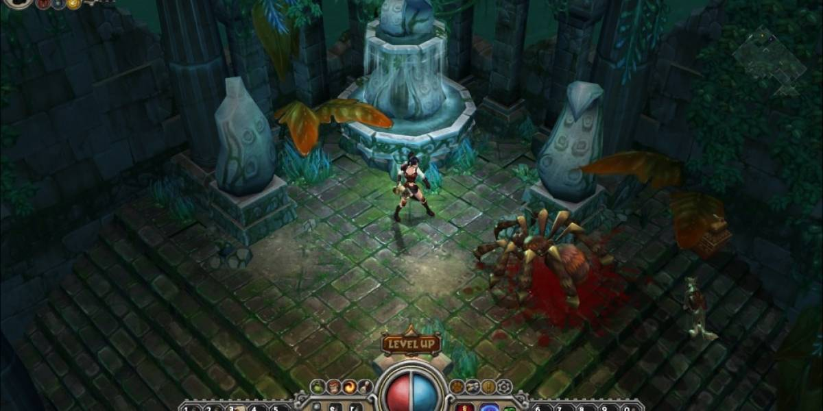 En Runic no preocupa la llegada de Diablo III