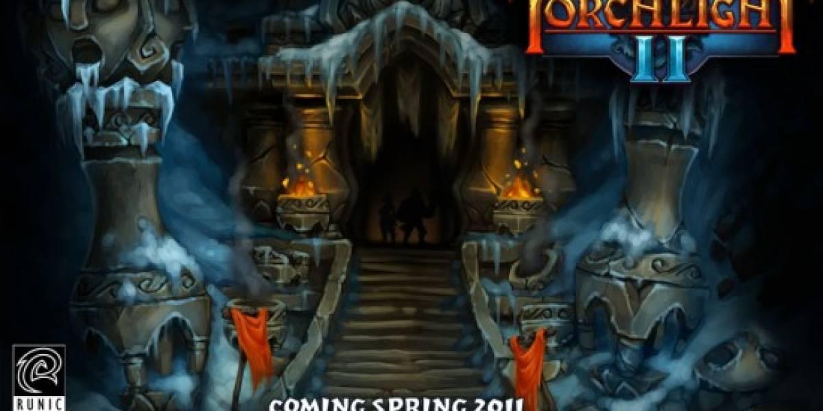 Torchlight II es oficial