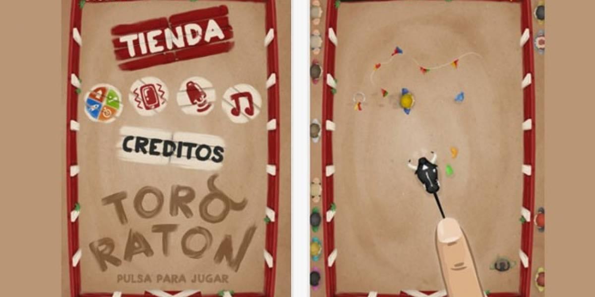 Toro Ratón llega a iOS y Android, y su dueño estudia demandar a los creadores del juego
