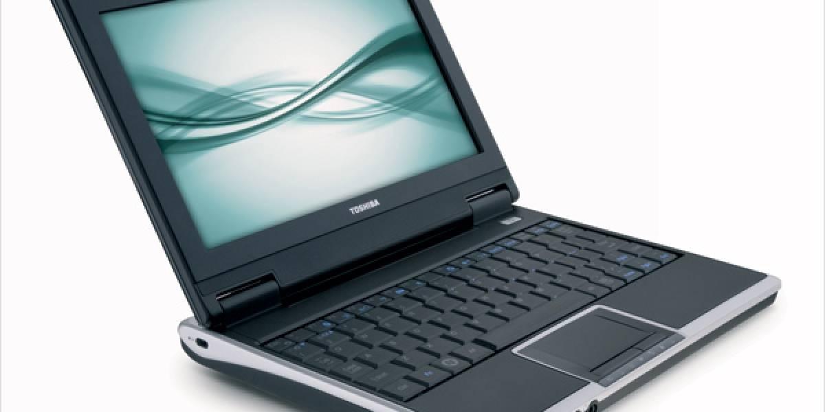 NB105: La Netbook de Toshiba