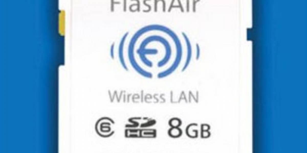 Toshiba lanza tarjetas WiFi que funcionan en ambos sentidos