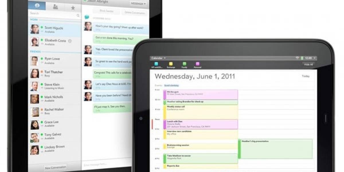 HP ofrece TouchPad a 150 dólares para desarrolladores