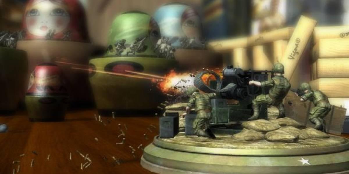 Toy Soldiers: Cold War fue el juego más vendido del Summer of Arcade
