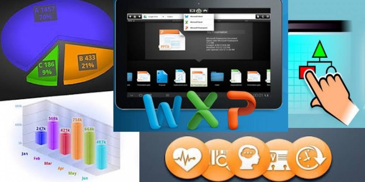 Las mejores aplicaciones gratuitas para trabajar con tu tablet Android