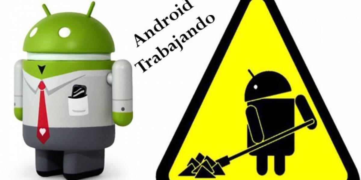 Android en la oficina