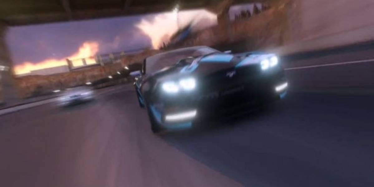TrackMania 2: Canyon tiene Trailer, Beta en Julio