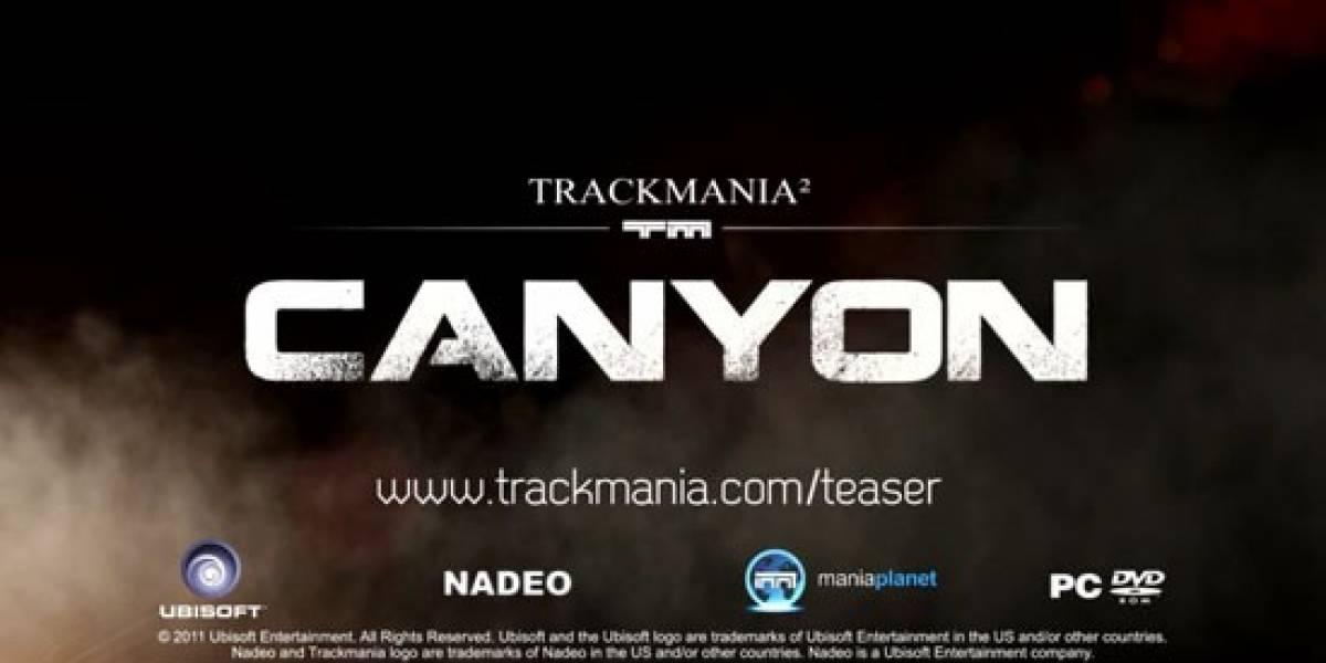 Trackmania 2 vivito y coleando, promete más en Mayo