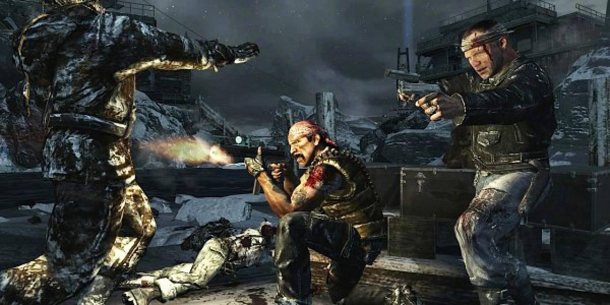 CoD: Black Ops trae doble XP este fin de semana y Zombis para la PC en junio