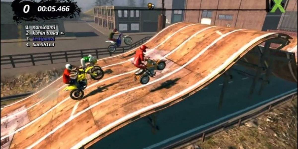 Así se juega el multijugador de Trials Evolution