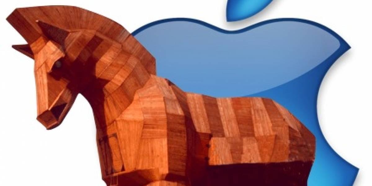 Troyano de Mac funciona pese a la actualización de seguridad de Apple