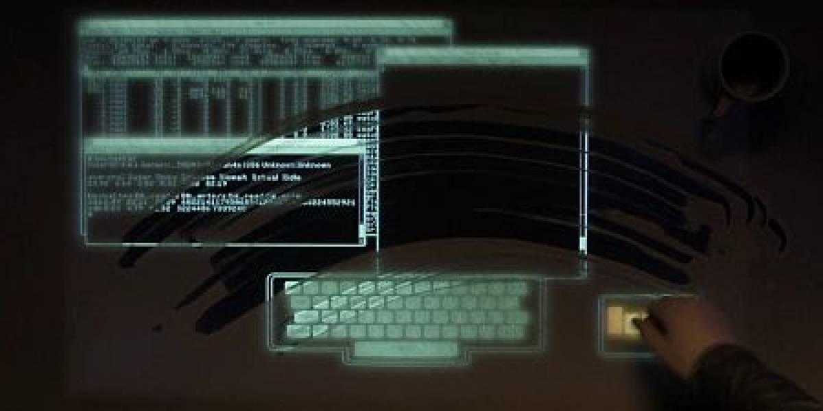 Apple solicita la patente del teclado sin teclas