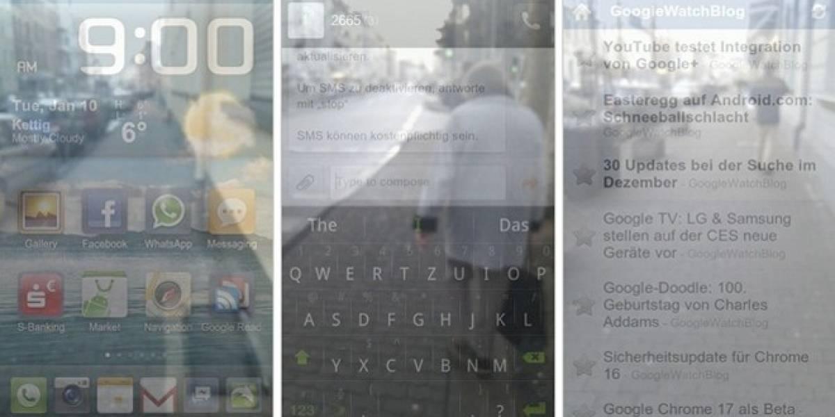 Deja de tropezarte en la calle cuando caminas y miras el móvil simultáneamente