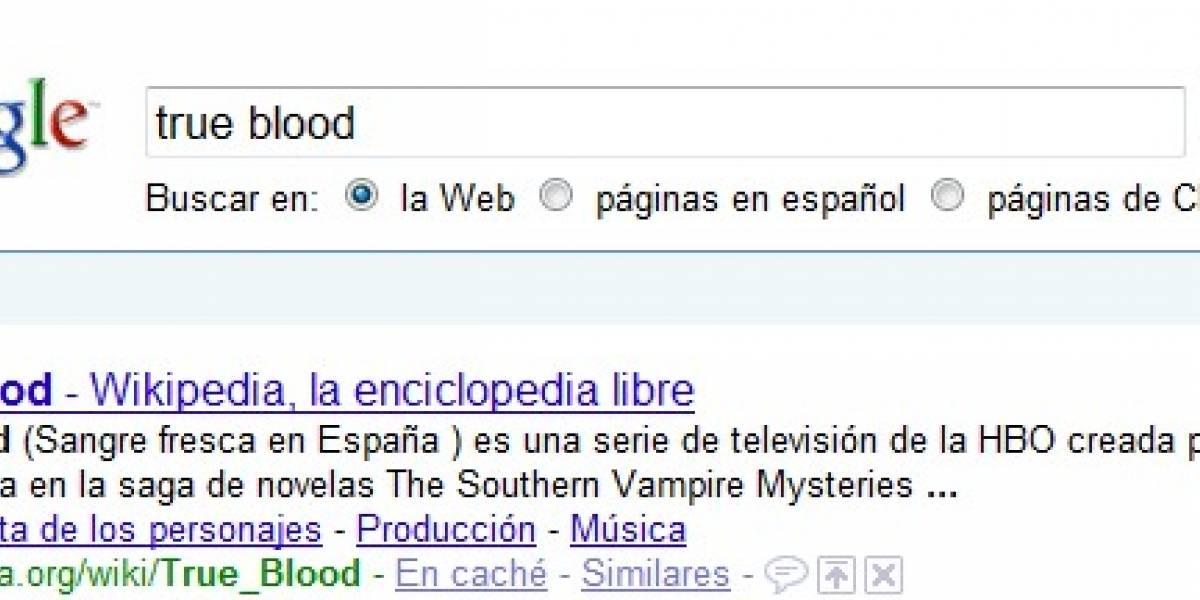 Google empieza a mostrar anchors