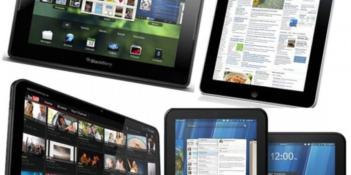 Precios de tablets debieran reducirse drásticamente durante el próximo año