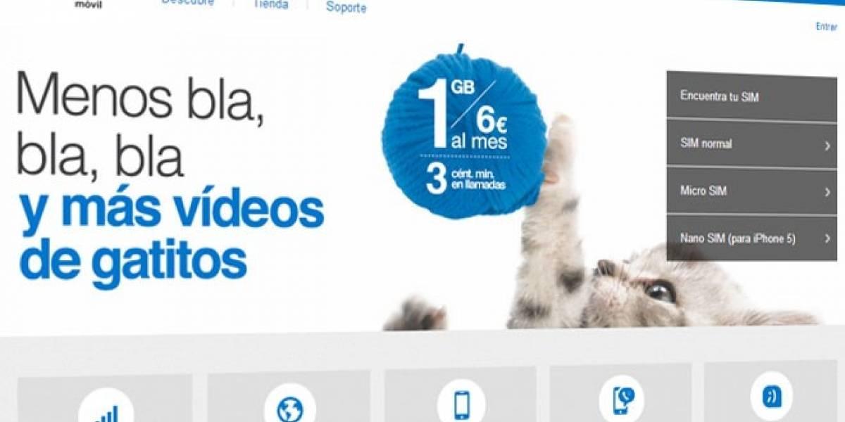 España: Tuenti Móvil estrena tienda online centrada en móviles inteligentes