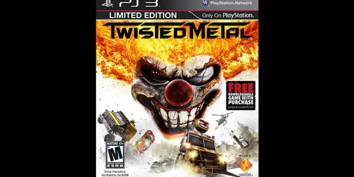 Twisted Metal tendrá demo y PSN Pass