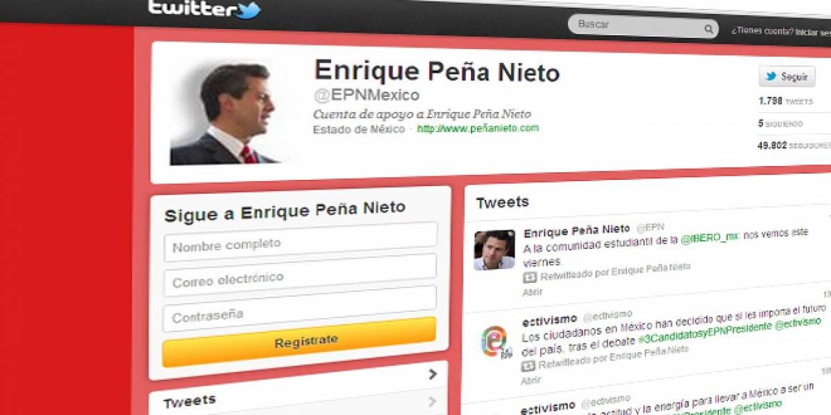 México: Se filtra video de organización para hacer subir al PRI en Twitter