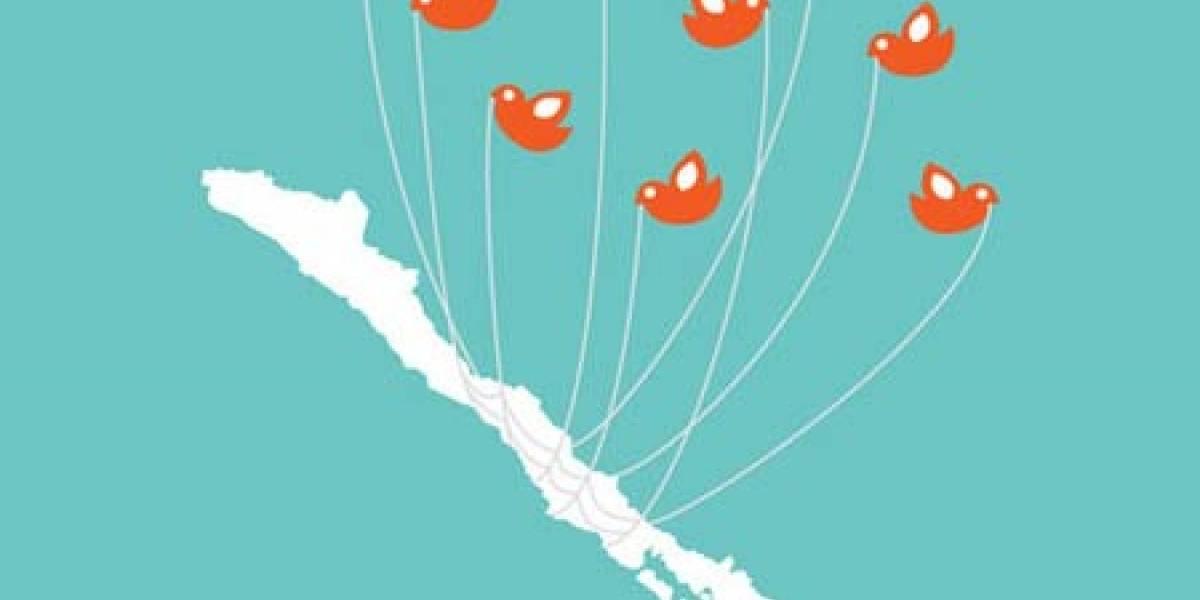 Chile: Sólo un 25% de los twitteros opina y su uso se concentra en las clases más altas