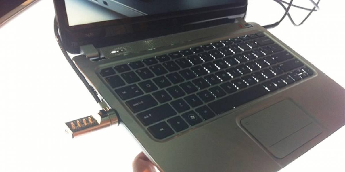 "HP sobre el diseño de sus ultrabooks: ""De ninguna forma intentamos imitar a Apple"""