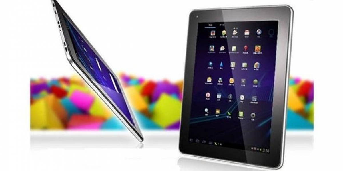 U97, el tablet español, se actualiza a Android Ice Cream Sandwich