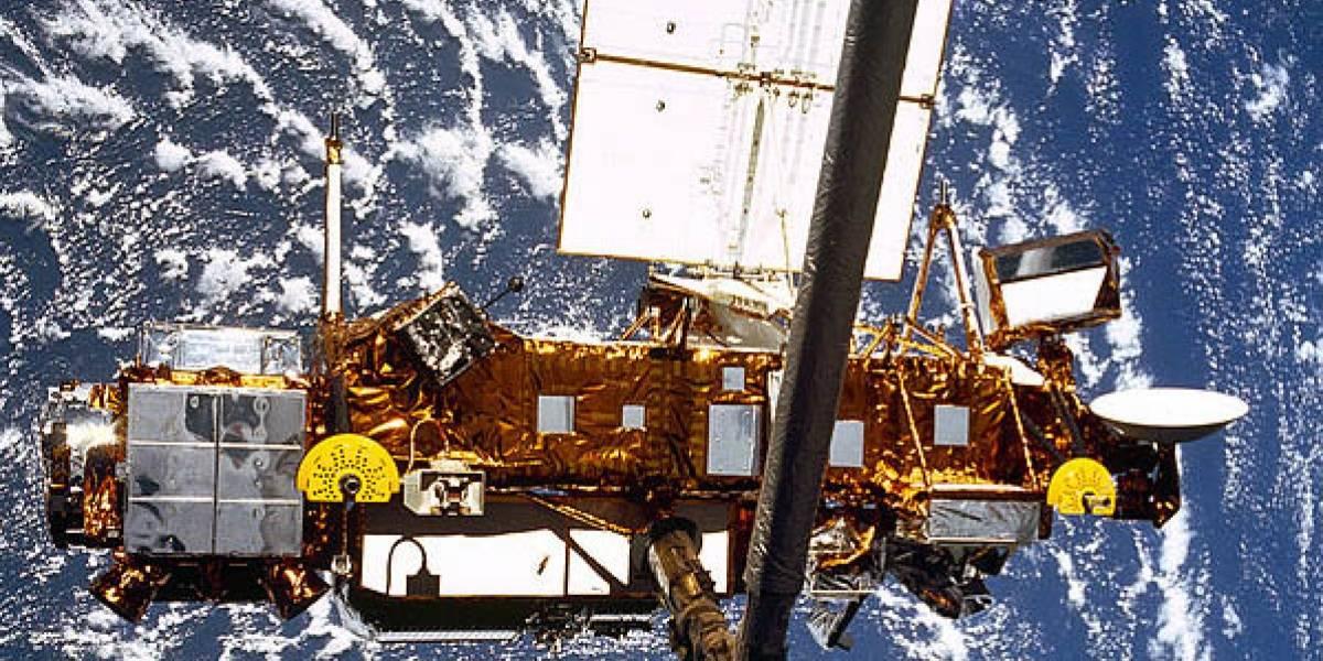 NASA avisa que un satélite de 6,5 toneladas caerá de vuelta a la Tierra