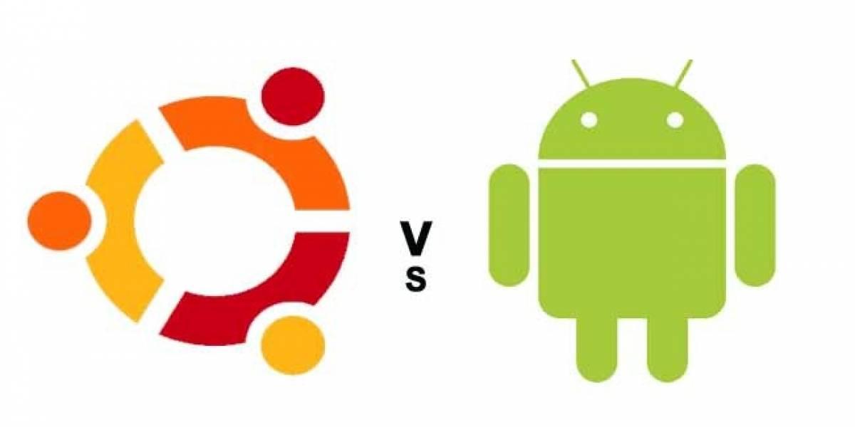 Ubuntu desafía a Android: En 2012 llegará a móviles y tablets