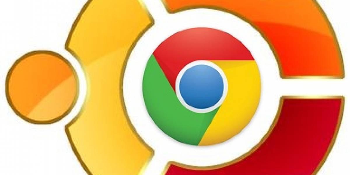 Chrome podría desplazar a Firefox como navegador de Ubuntu