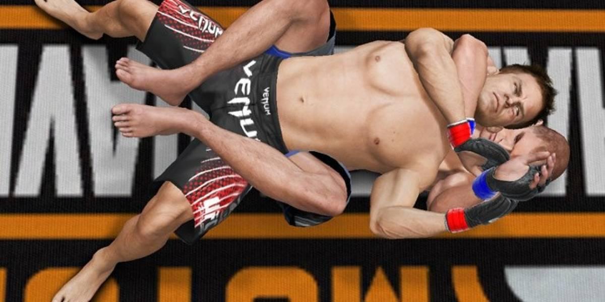 México: UFC Undisputed 3 se presenta en el D.F., promete la mejor experiencia en MMA