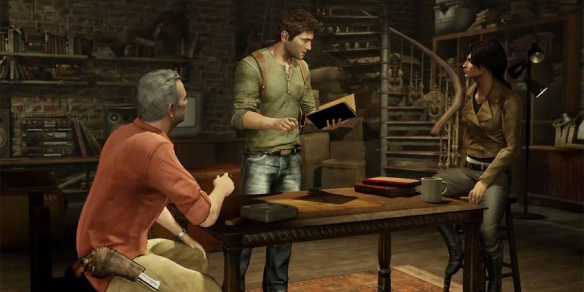 Sony lanza el primer comercial de televisión de Uncharted 3