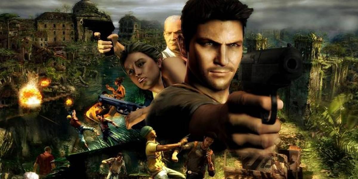 Uncharted no fue concebido como una trilogía