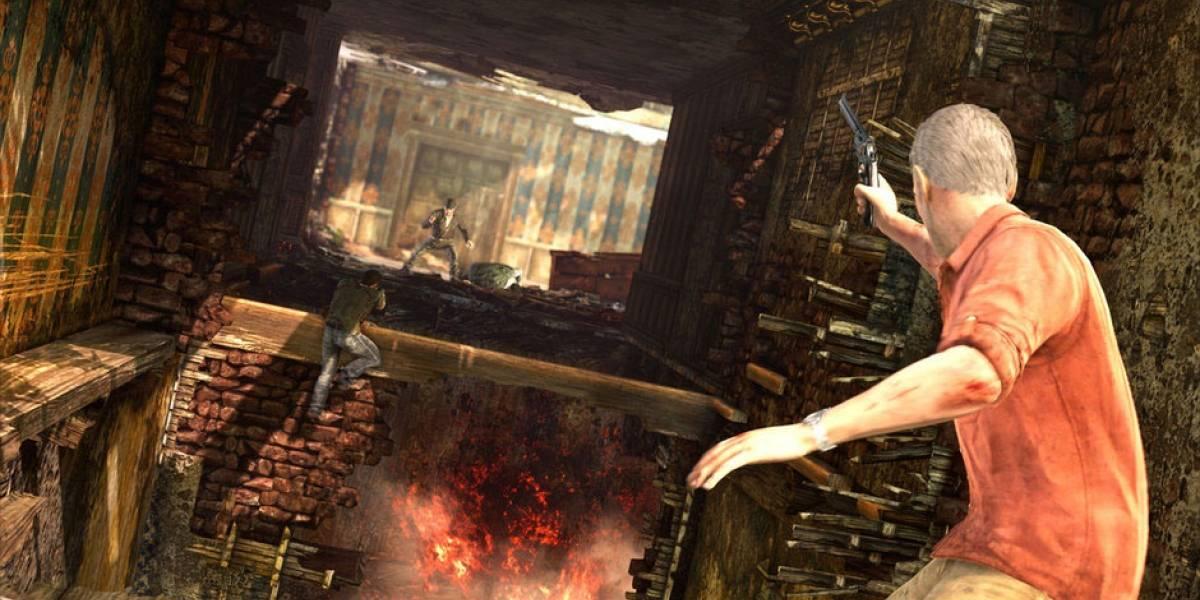 Juega, crea y comparte en el multijugador de Uncharted 3