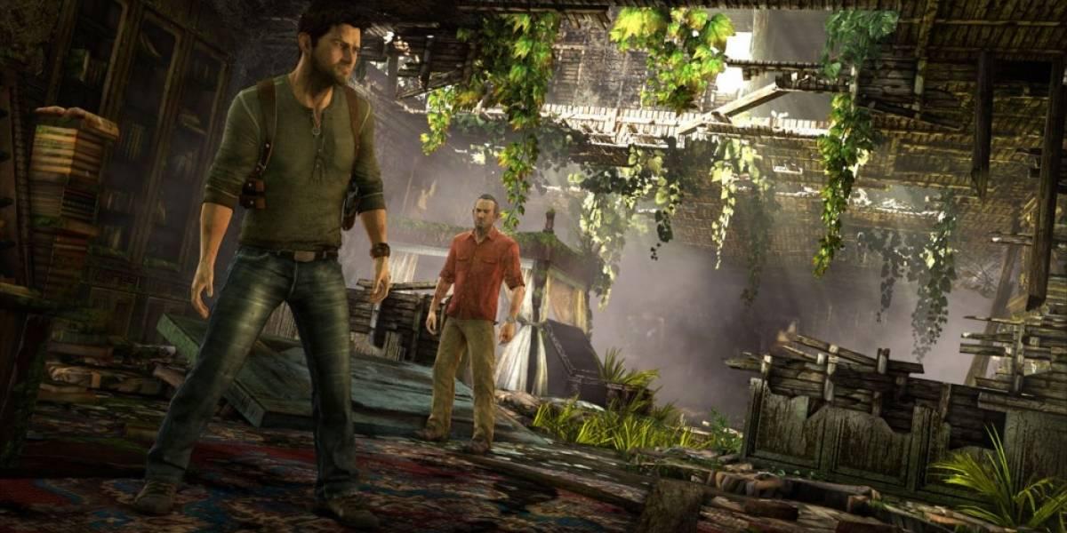 Trailer de Uncharted 3, en un lindo español latino
