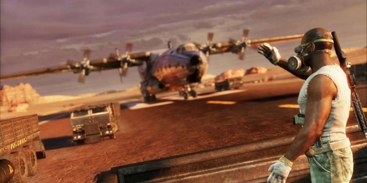 La demo de Uncharted 3, ahora en alta definición [gamescom 11]