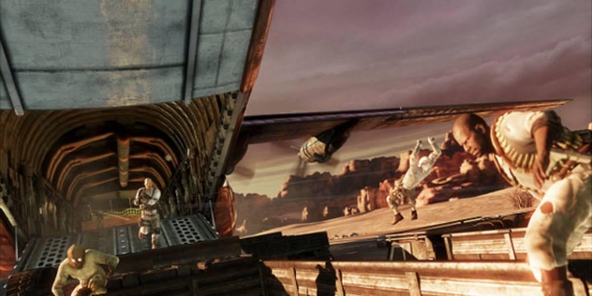 Uncharted 3 vendrá con PSN Pass para jugar en línea