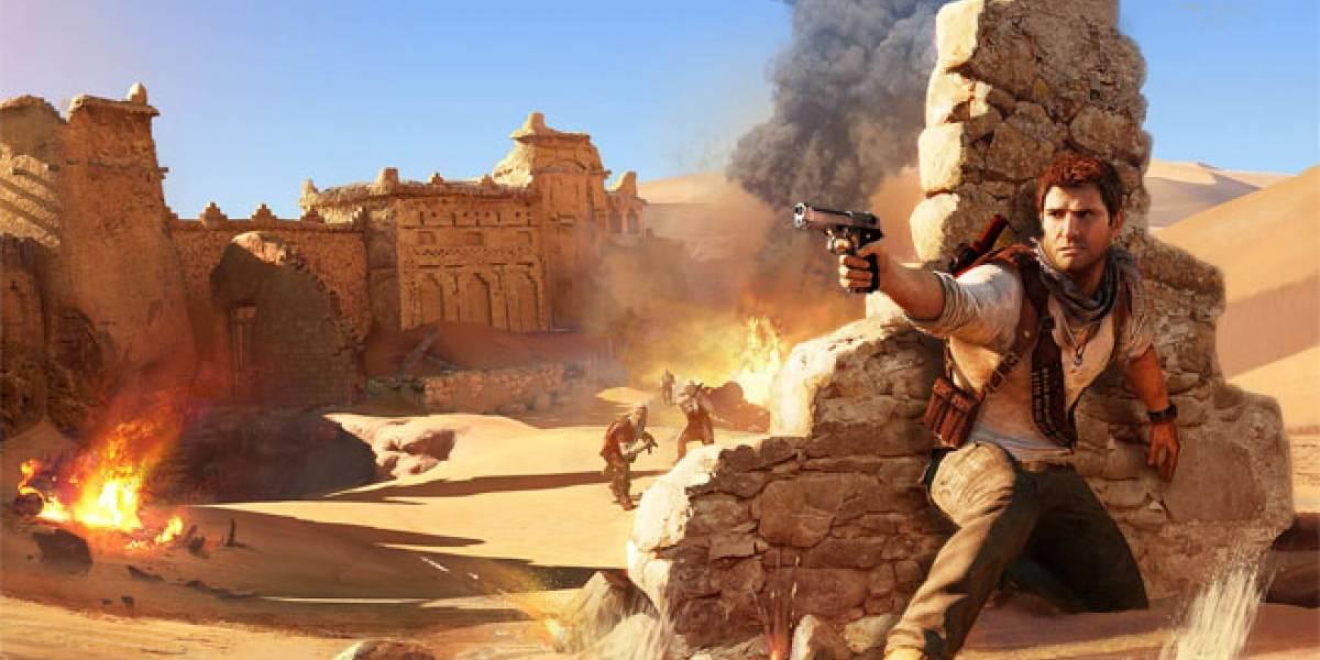 Uncharted 3 estrenará mapas la próxima semana