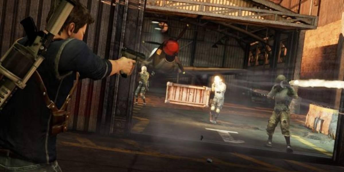 Y así luce el modo cooperativo de Uncharted 3 [E3 2011]