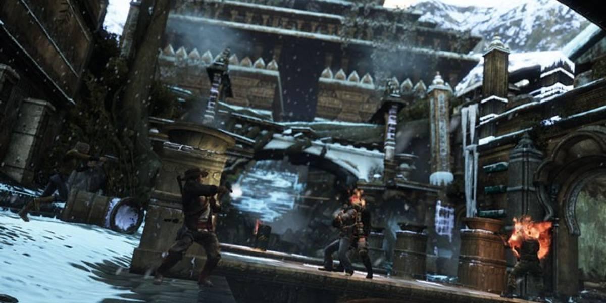 Uncharted 3 estrenará DLC con modo cooperativo la próxima semana