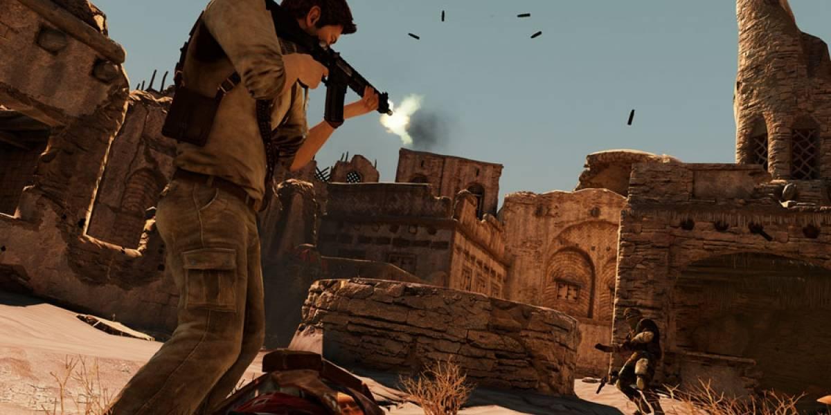 Uncharted 3 es el juego más vendido de la trilogía