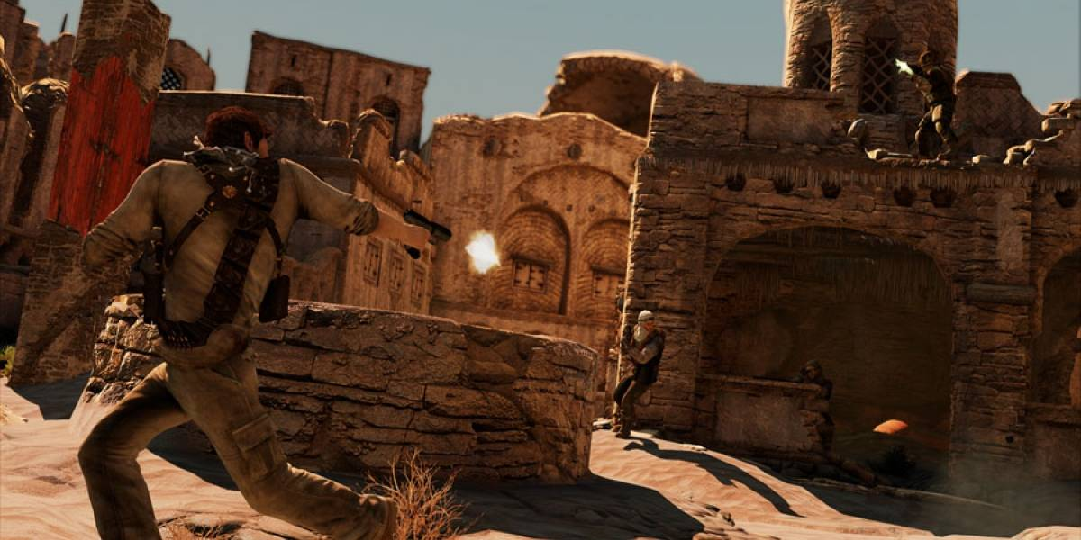 Ya disponible actualización de Uncharted 3 que corrige el sistema de apuntado