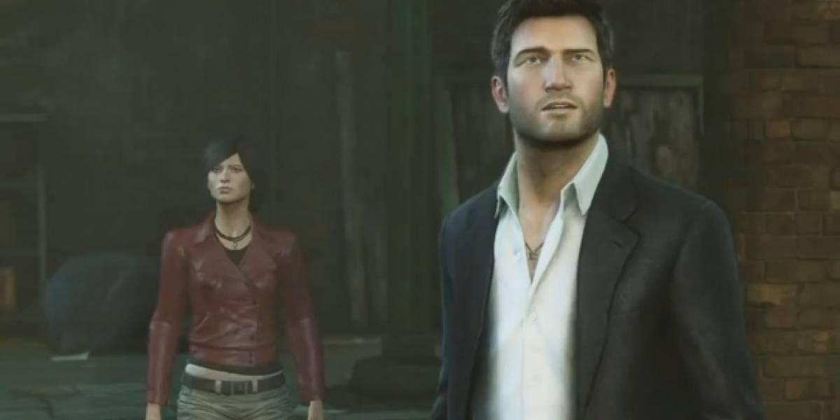 Uncharted 3 ya tiene trailer de lanzamiento