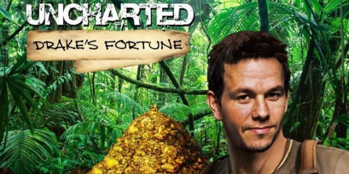 La serie Uncharted, reconvertida y rearmada como películas por un fanático