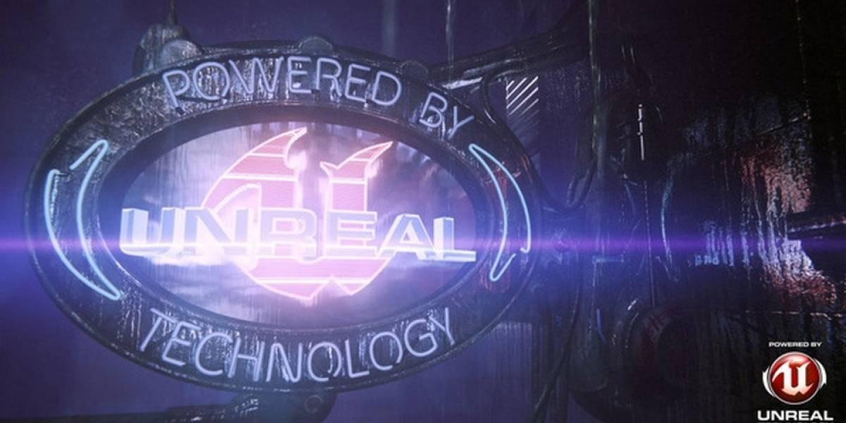 El Unreal Engine 4 de Epic Games se mostrará en la GDC 12