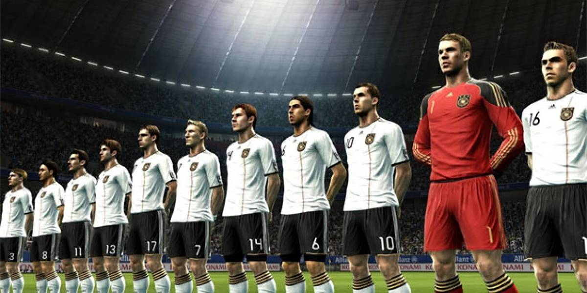 Pro Evolution Soccer 2012 se actualizará a finales de Diciembre