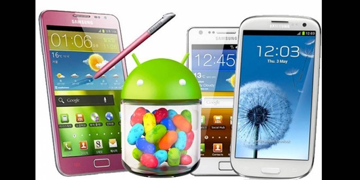 Samsung Galaxy SIII podría recibir Android Jelly Bean el próximo mes