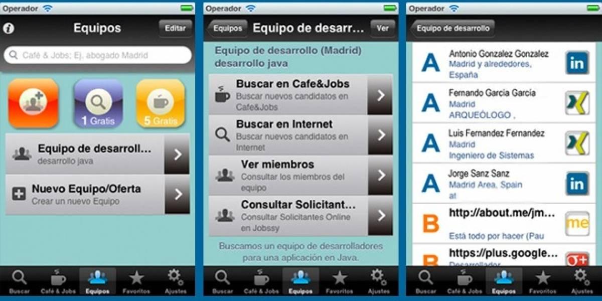 España: Selecciona personal para tu empresa con la aplicación uTeamUp