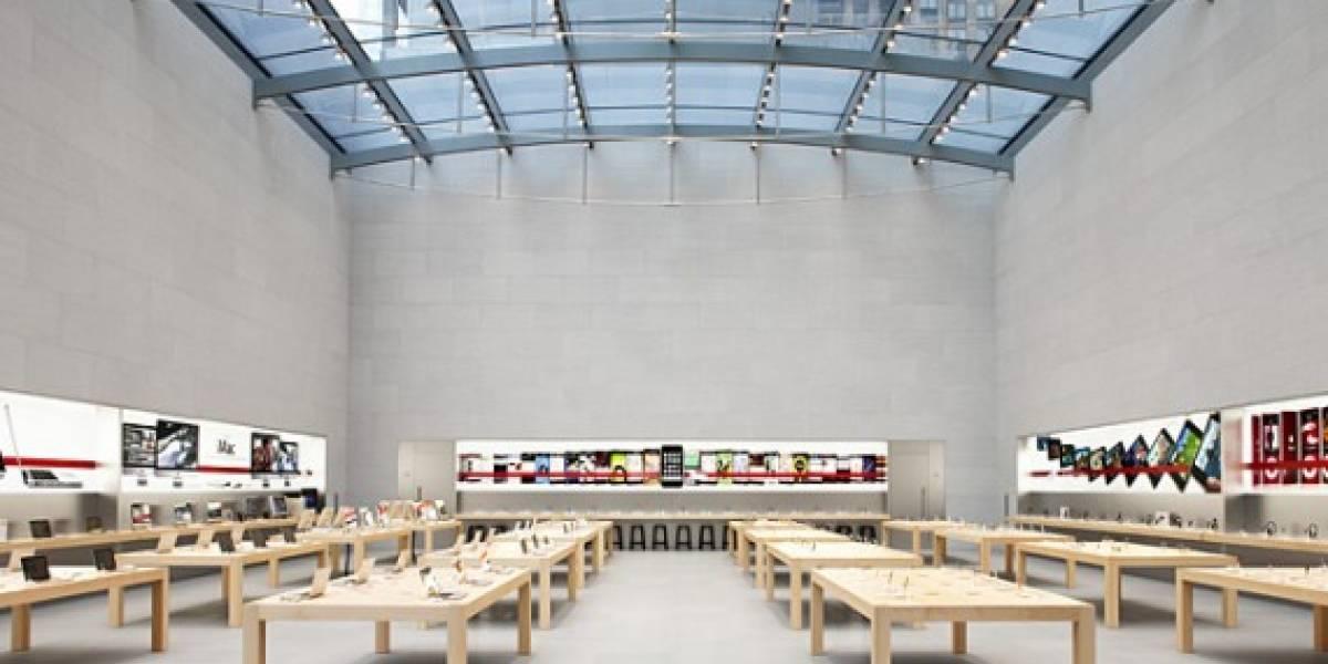 Apple le pide a su retail europeo que haga más espacio para iPad