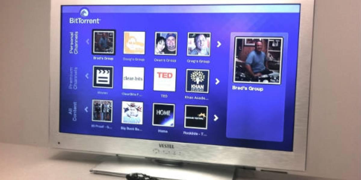 IFA 2011: Presentan el primer televisor que viene con BitTorrent integrado