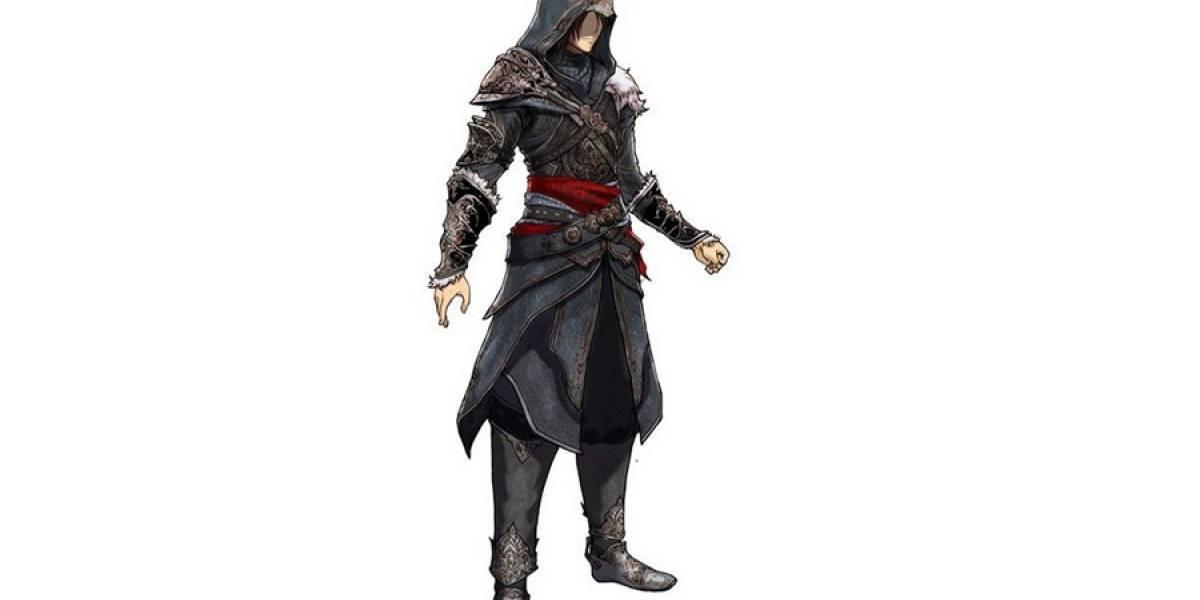 El vestuario de Ezio estará en Final Fantasy XIII-2