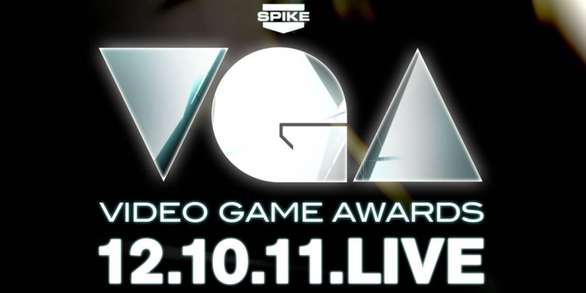 Lista completa de nominados a los VGA 2011