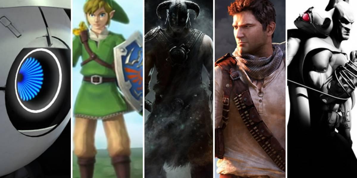 La lista completa de ganadores en los Video Game Awards 2011 [VGA 2011]